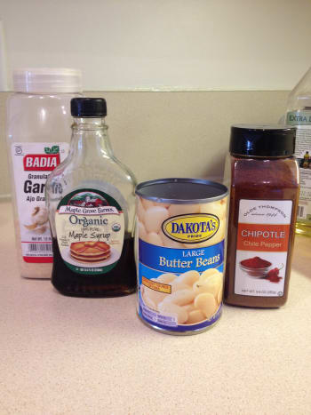 It doesn't take much to make this recipe. Most people have these items on hand in their kitchen.