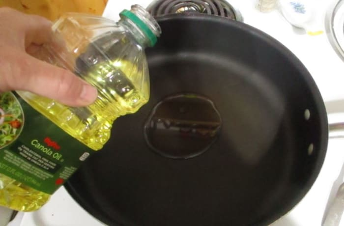 2 tablespoons to 1/4 cup oil