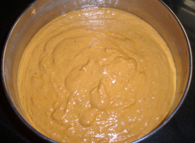 Step one: Make a spicy batter as per instructions. Rest it for 3 to 4 hours. Don't ferment. If you are not using it now, store it in a refrigerator.