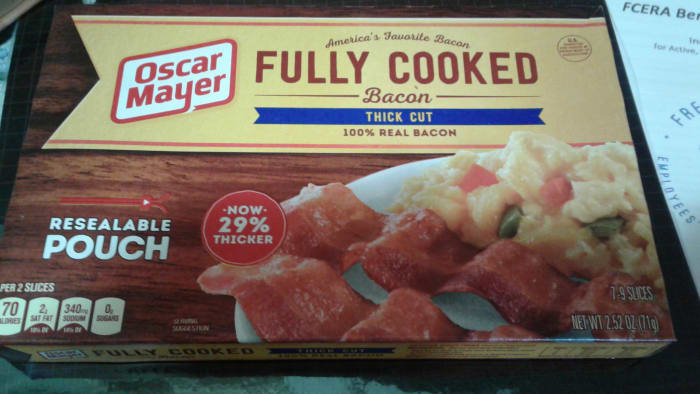 Oscar Meyer Fully Cooked