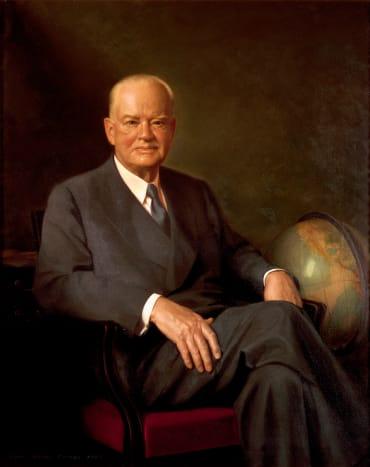 #31. Herbert Hoover