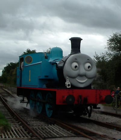 Thomas at Bitton Station, South Gloucestershire