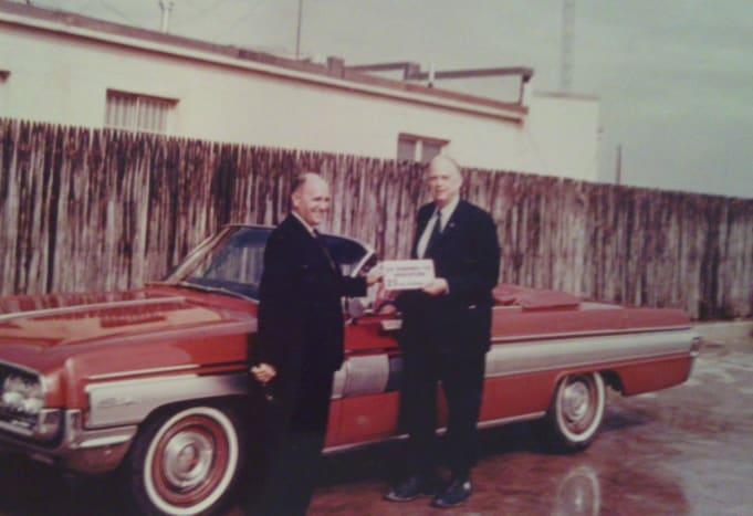 Kennedy's Car