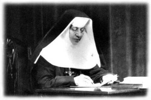Mother Katharine was a busy woman as she guided her congregation.