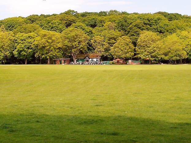 Endcliffe Park. Sheffield.