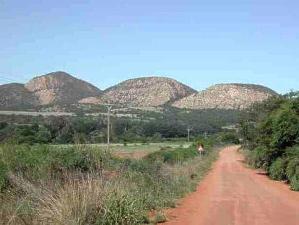 Dome Mountains