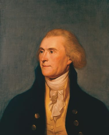 Thomas Jefferson shaped America and helped build what we know as the United States.