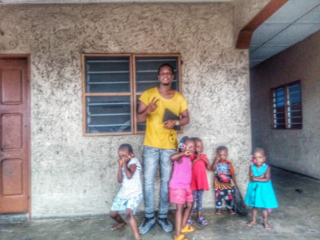 People I've met in West Africa