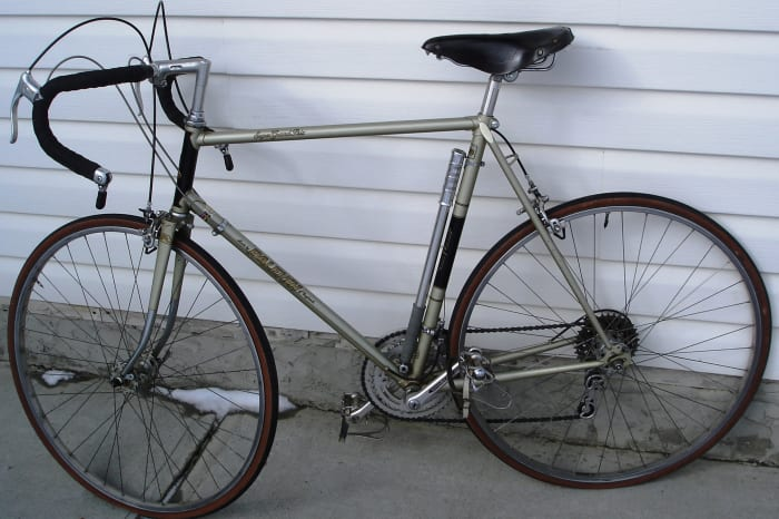 A bike I sold.