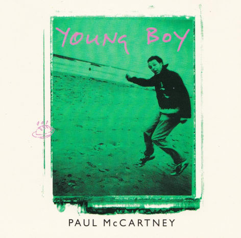 "Cover of  ""Young Boy"" CD single #2, 1997"