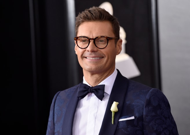 Ryan Seacrest has become world-famous since hosting American Idol!