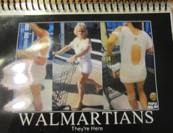Walmartians—They're Here!