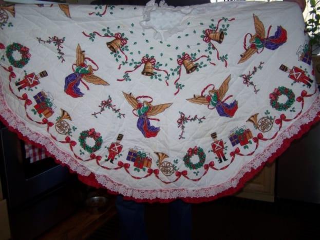My skirt