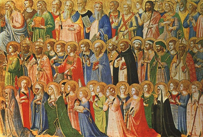 All Hallows Day/Feast of All Saints