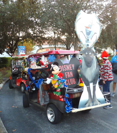 How To Decorate A Golf Cart For Christmas Holidappy Celebrations