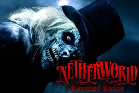Netherworld Haunted House Atlanta