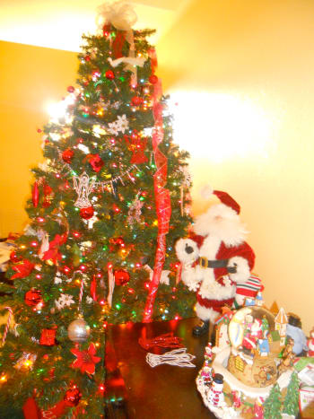 My Christmas Tree 2011
