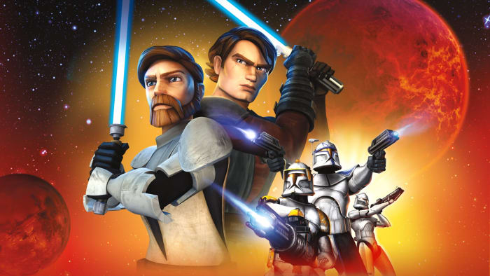 Star Wars: The Clone Wars (new)