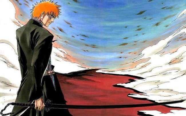 Ichigo's first Bankai