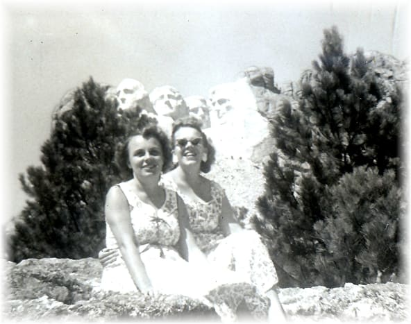 """Marge - Carol & Four Friends"" (Mount Rushmore Pictures)"