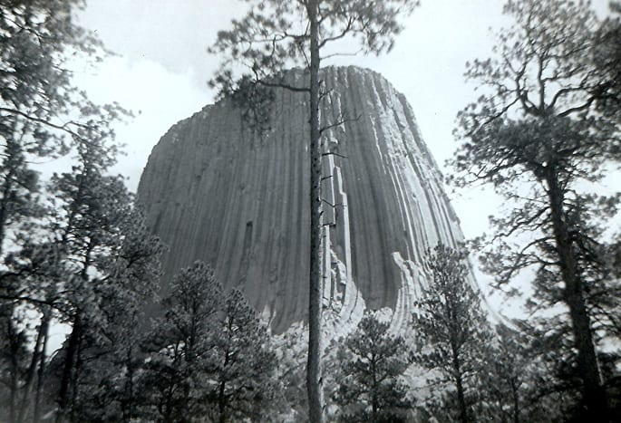 """Devils Tower"""