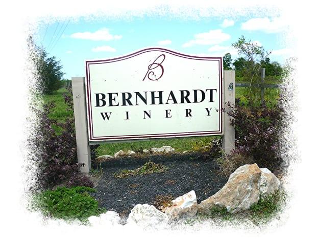 Welcome to Berhardt Winery