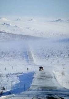 Dalton Highway - Wilderness Adventures Off The Beaten Path