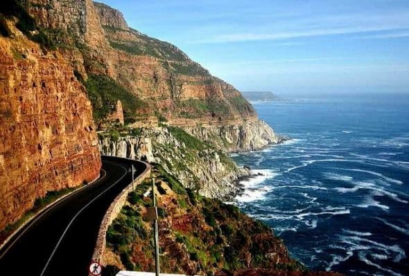 Cape Whale Coastal Road