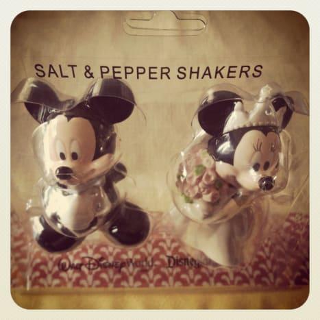 salt&pepper shakers