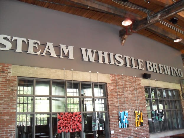 Steam Whistle Brewing Company