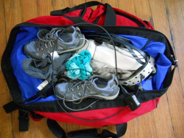 Don't pack like this!