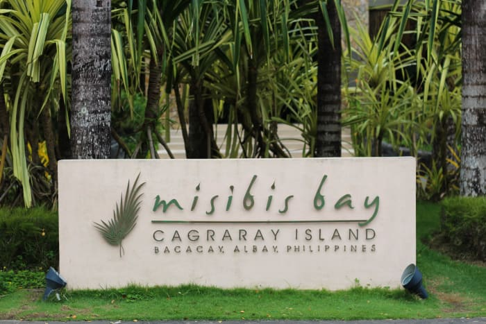 Misibis Bay lies in the serene island of Cagraray in Bacacay, Albay.