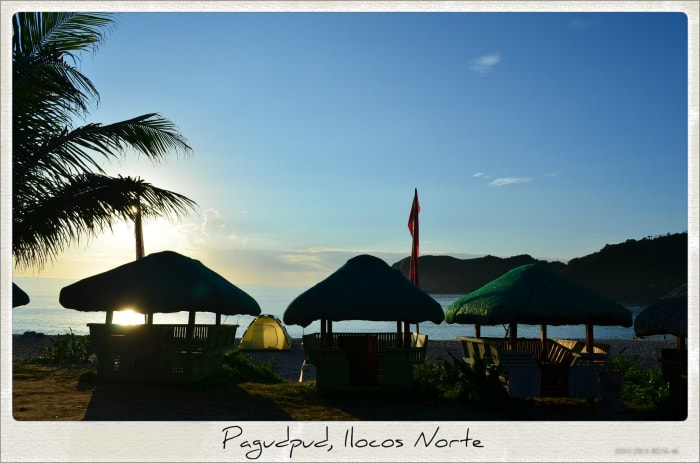 Pagudpud, Ilocos Norte may be a simple municipality, but it offers fine white sands, numerous water activities, and crystal blue waters.