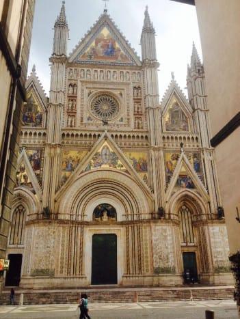 Orvieto Duomo.