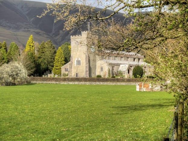 St. Kentigern's Church, Crosthwaite, Cumbria