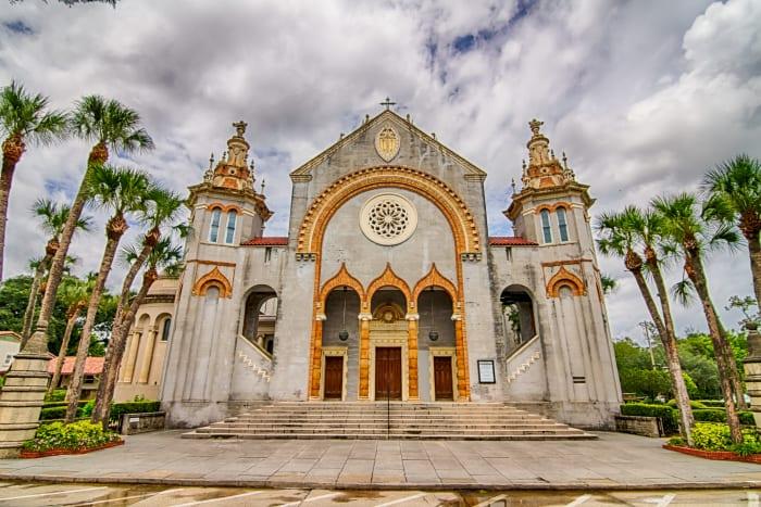 Memorial Presbyterian Church, St. Augustine