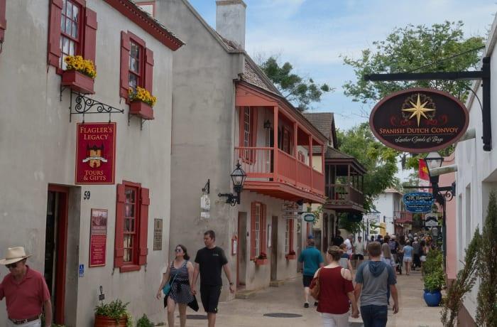 St. George Street, St. Augustine