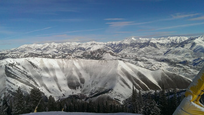 Sun Valley View - Sun Valley, Idaho