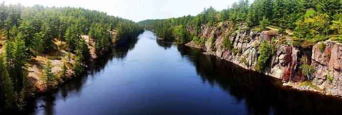 French River Provincial Park, Ontario, Canada