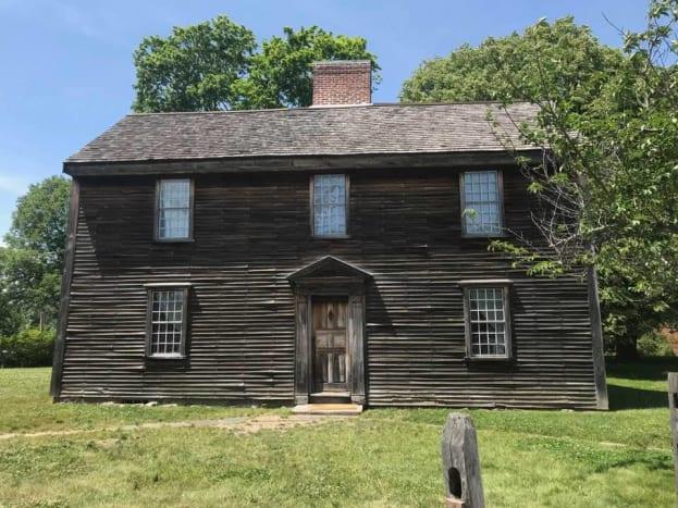 John Adams' Birthplace, Quincy, MA