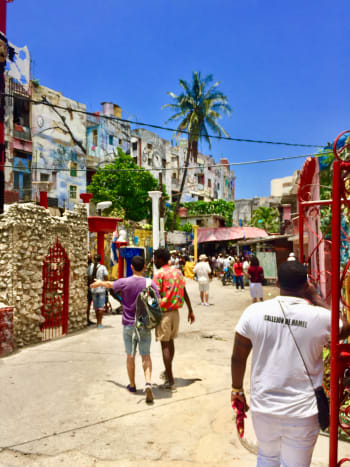 Street View of Callejón de Hamel