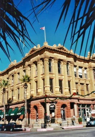 Hutchings, Sealy & Co. Buildings in Galveston