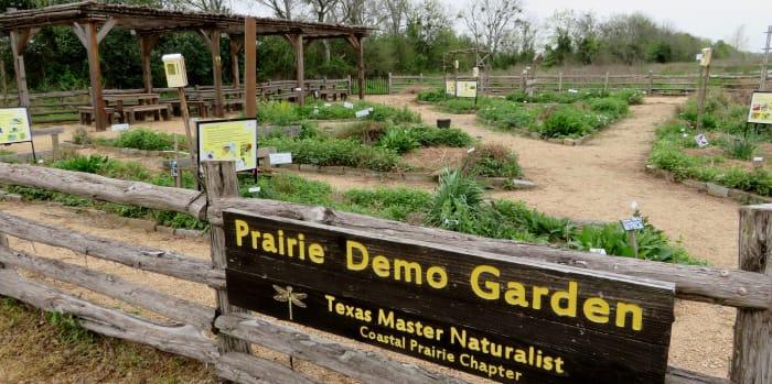 Prairie Demo Garden