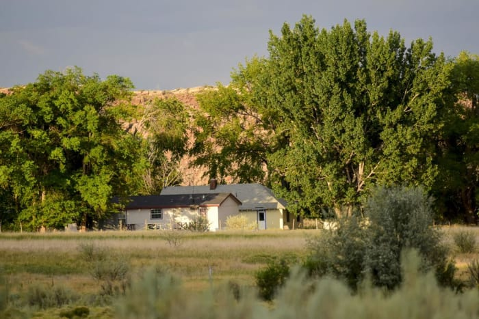 The Skinwalker Ranch home