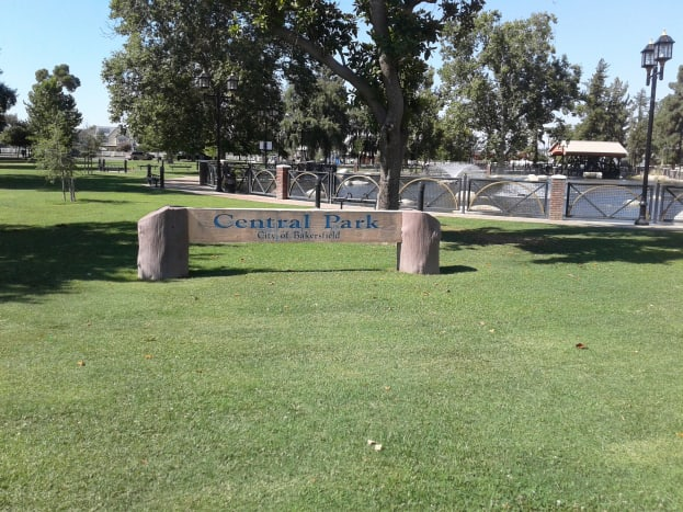 Bakersfield's Central Park