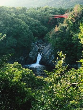 Torohki-no-Taki Waterfall, Yakushima