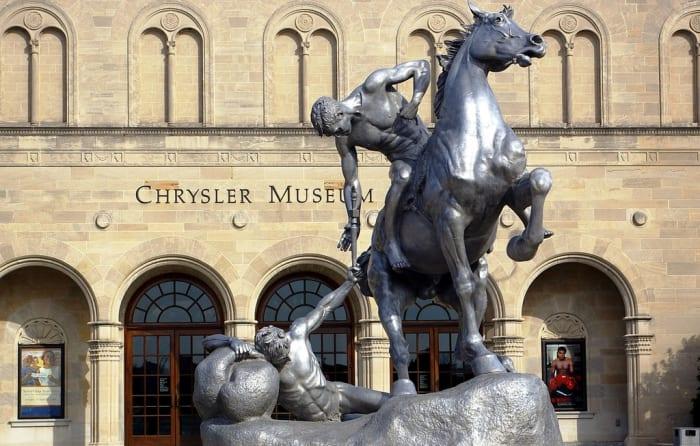 Chrysler Museum of Art in Norfolk, VA