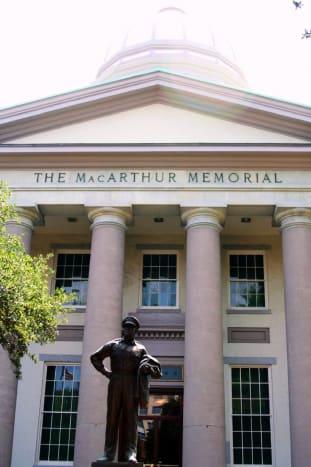 Douglas MacArthur Memorial in Norfolk, VA