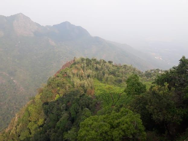 The View From Doddabetta Peak