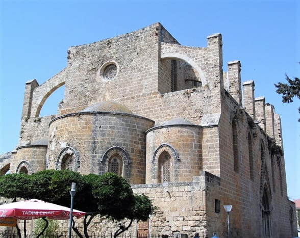 St. Peter and St. Paul Cathedral, Sinan Pasha Mosque, Famagusta.
